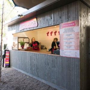 Fringe Festival Pizza Shack